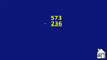 Jeopardy Review (EDM Grade 3, Unit 3)