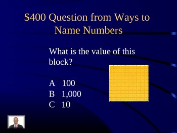 Jeopardy Review - EnVision Math Topic 1
