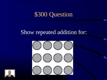Jeopardy Review - EnVision Math Topic 4