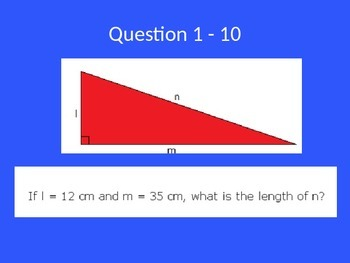 Jeopardy Review Game PPT Prealgebra (2)