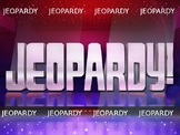 Jeopardy Review Game Third Grade Math