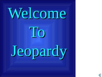 Jeopardy Review Game, U.S. Regions & Early European Colonies