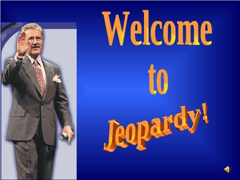 Jeopardy Review Game - Weather Predicting, tools, and fronts