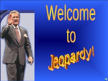 Jeopardy! Spanish Texas (Texas History Edition)