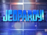 Jeopardy States of Matter Game