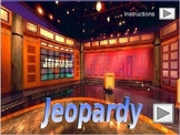 Jeopardy PowerPoint Template (9th Grade Global Review)
