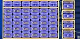 Jeopardy Template Flip Chart