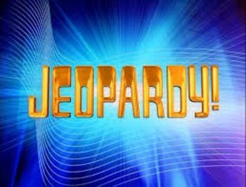 Jeopardy Tournament Sample