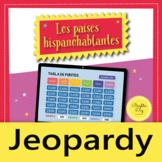 Jeopardy Trivia Game | Los Países Hispanohablantes | Inter