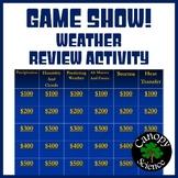 Jeopardy - Weather 2