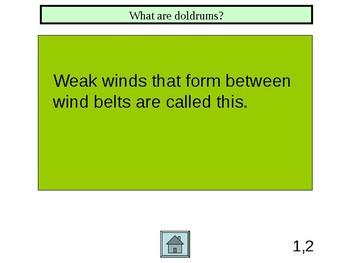 Jeopardy! Weather (part 2)