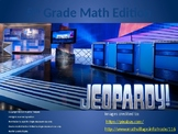Jeopardy for 5th Grade Math