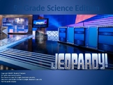 Jeopardy for 5th Grade Science End of Year Testing Review