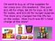 Jeopardy - percent increase/decrease, sales tax, simple interest, unit rates