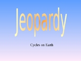 Jeopordy- Cycles of the Earth