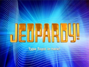 Jeprody review game (editable)