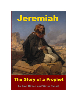 Jeremiah - the Story of a Prophet