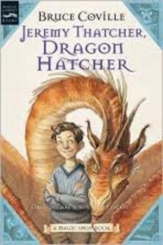 Jeremy Hatcher Dragon Hatcher novel guide