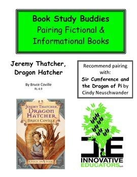 Jeremy Thatcher, Dragon Hatcher-Pairing fiction and Inform