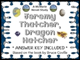 Jeremy Thatcher, Dragon Hatcher (Bruce Coville) Novel Stud