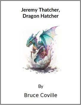 Jeremy Thatcher, Dragon Hatcher - (Reed Novel Studies)