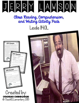 Jerry Lawson CLOSE READ ***FREE***