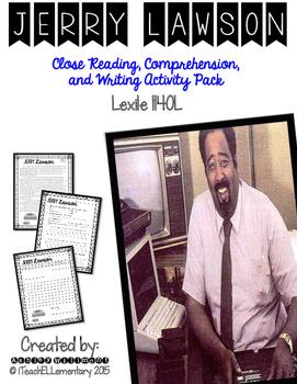 Jerry Lawson CLOSE READ ***FREE***