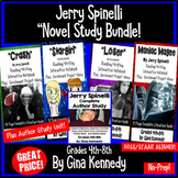 Jerry Spinelli Novel Study Bundle