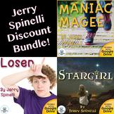 Jerry Spinelli Novel Study Unit Bundle