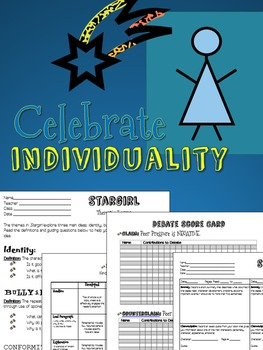 Jerry Spinelli's Stargirl - A Lesson Bundle {CCSS Aligned}