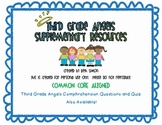 Jerry Spinelli's Third Grade Angels Supplementary Resources