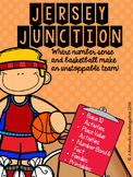 Jersey Junction Basketball Math Centers