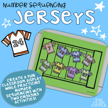 Jersey Number Sequencing