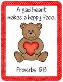 Jesse Bear Bible Verse Printable Pack