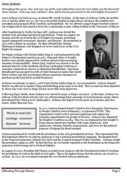 Jesse Jackson Biography