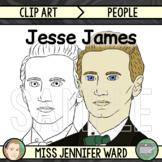 Jesse James Clip Art