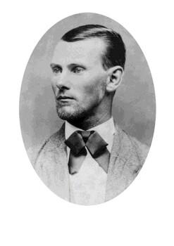 Jesse James Handout