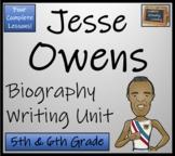 Jesse Owens - Biography Writing Unit