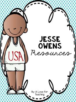Jesse Owens {Black History Month}