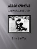 Jesse Owens Lapbook/Mini Unit