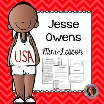 Jesse Owens Mini-Lesson