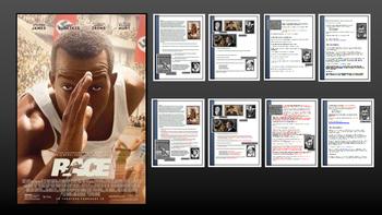 Jesse Owens - Race movie questions