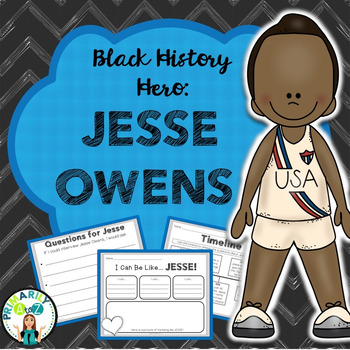 Jesse Owens Activities Teaching Resources | Teachers Pay Teachers