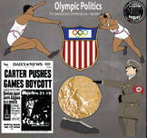 The Olympics Games and Politics with Jesse Owens {Messare Clips & Design}