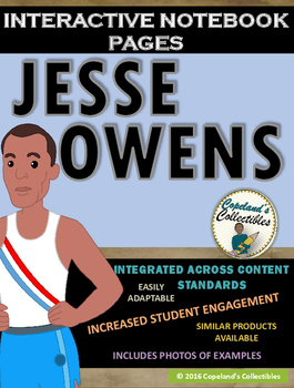 Jesse Owens's Interactive Notebook Pages