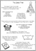 Jesse Tree Bundle ~ 3 Discounted Resources ~ Art, Ornament