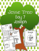 Jesse Tree. Day 7. Joseph. Christmas Advent