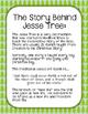 Jesse Tree. Day 9. The Law. Christmas Advent Ten Commandments