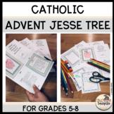 Advent Jesse Tree Ornaments