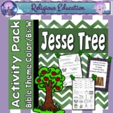 Jesse Tree Advent Worksheets ~ Scripture Reflections, Activities and more